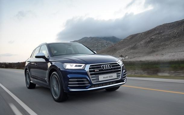 The power of Q – the all-new Audi Q5