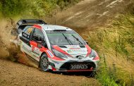 Toyota's Yaris WRC trio set to fly at