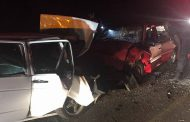 Driver Killed In Collision: R102 Tongaat