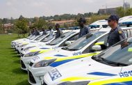 Vehicle handover for detectives in Mthatha