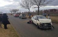 Six injured after three-vehicle collision, Vanderbijlpark
