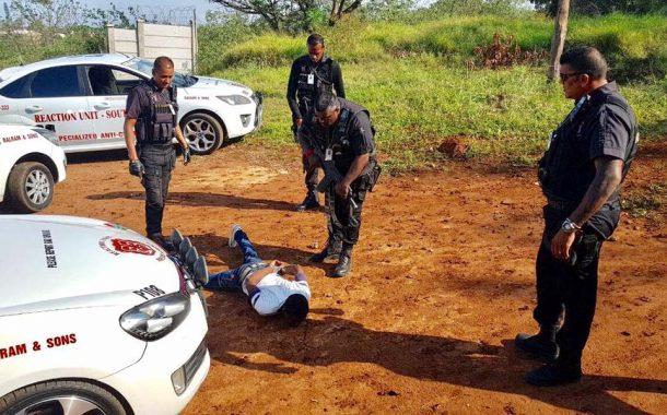 Mozambican National Arrested for Housebreaking, Verulam