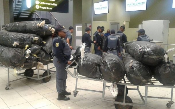 Eastern Cape: Suspect arrested for second time in huge dagga bust