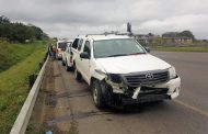6 people injured in Pinetown crash