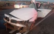 Carletonville truck and car collide killing one, injuring another