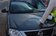Corporate Park Pedestrian left critically injured in collision