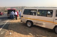 Cosmos city taxi rolls leaving nine injured