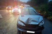 Four injured in Pinetown Pile-up