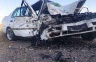 Fatal head-on collision on the R716 between Vanderbijlpark and Deneysville