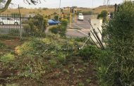 Taxi crashes through fence in Newlands leaving eleven children injured
