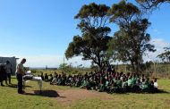 Crocworld Conservation Centre celebrates Arbor Day teaching learners about nature.