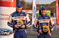 Ford NWM bags podium finish at Sun City 400