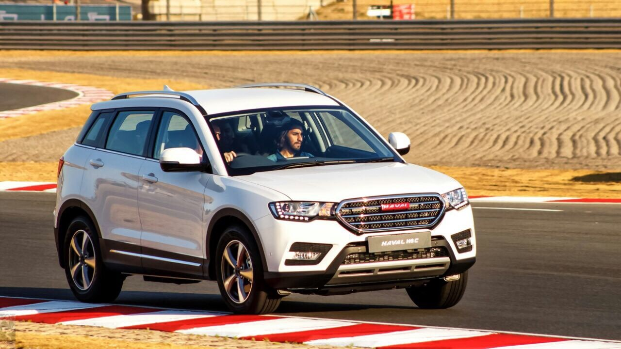 The Public give Haval a high five at Festival of Motoring