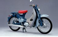 Honda Celebrates 100 Million Unit Global Production Milestone for Super Cub Series Motorcycles