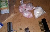 Suspect arrested, drugs and firearm taken off the streets through partnership policing in Western Cape