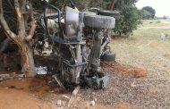 Fatal rollover on the R510 at Chaletsriver Lephalale in the Waterberg district