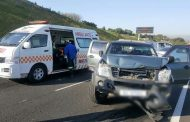 5 People have been injured in a pile-up on the N2 near Umhlanga