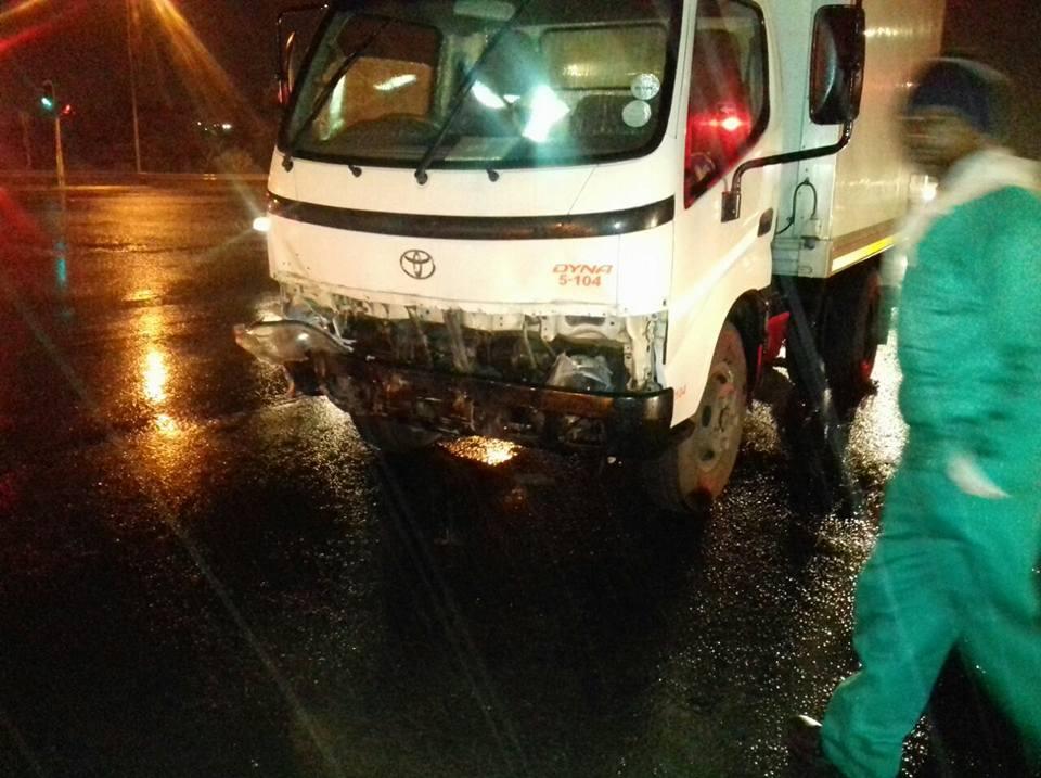 Motor Vehicle Collision In Phoenix Kwazulu Natal