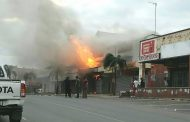 Pharmacy Gutted By Fire in Verulam