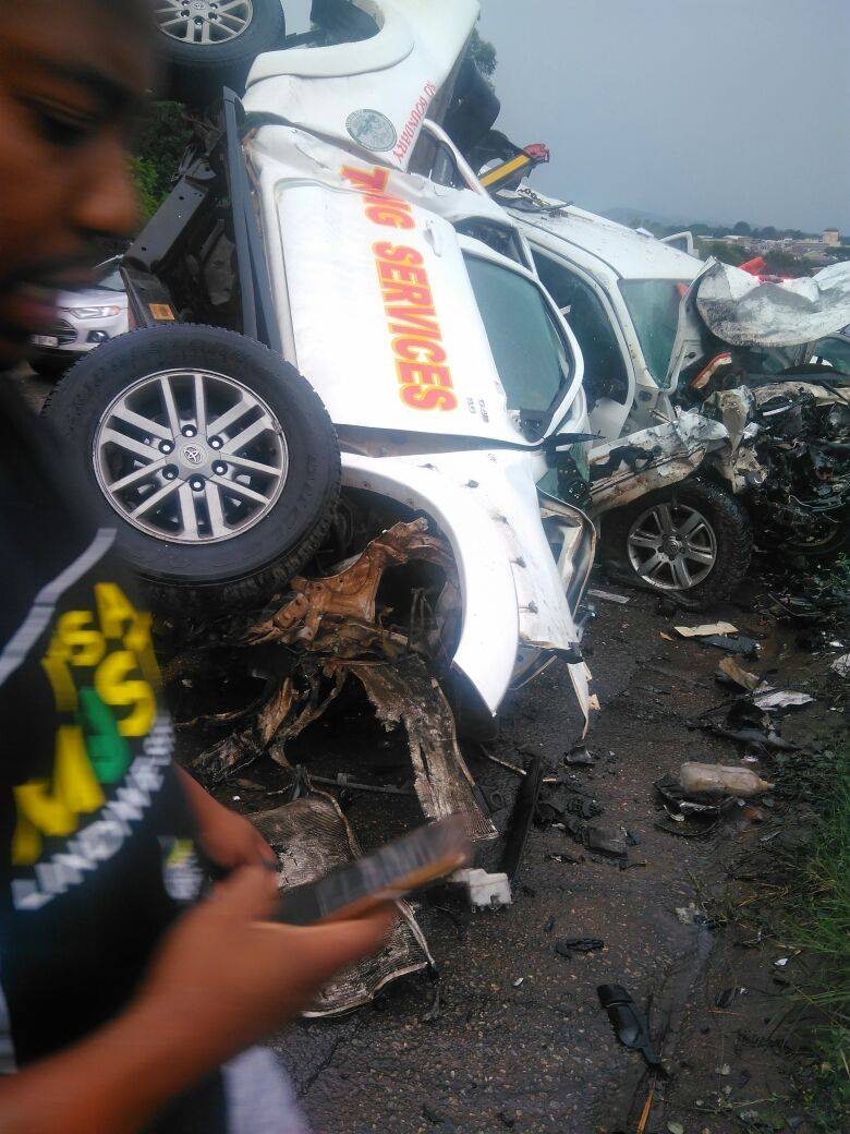 Fatal crash next to the Tzaneen Showgrounds in Mopani district, Limpopo