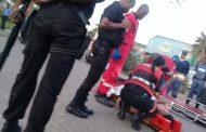 A Pedestrian Knocked Down in Phoenix, KZN