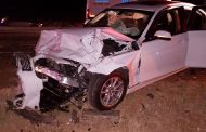 Two-vehicle collision leaves one dead and four injured on the N12 in Fochville