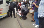 Pedestrian Run Over by Taxi in Phoenix, KZN