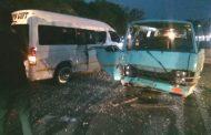 Thirteen Injured In Taxi Collision in Oaklands, KwaZulu Natal