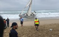 Body of a 75-year-old French national recovered as yacht ran aground near Southbroom beach