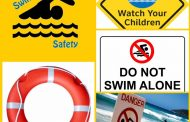Police warns community about incidents of drowning