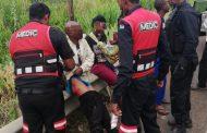 Victim stabbed in presence of family in Verulam
