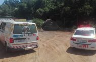 Motorcyclist injured in an off-road fall venue in Shongweni
