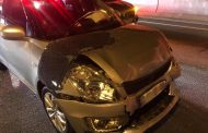 Several injured in collision in Sunninghill