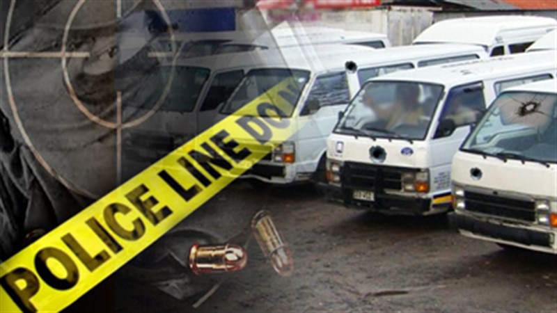 Specialist detective team probing taxi related shooting in Hout Bay