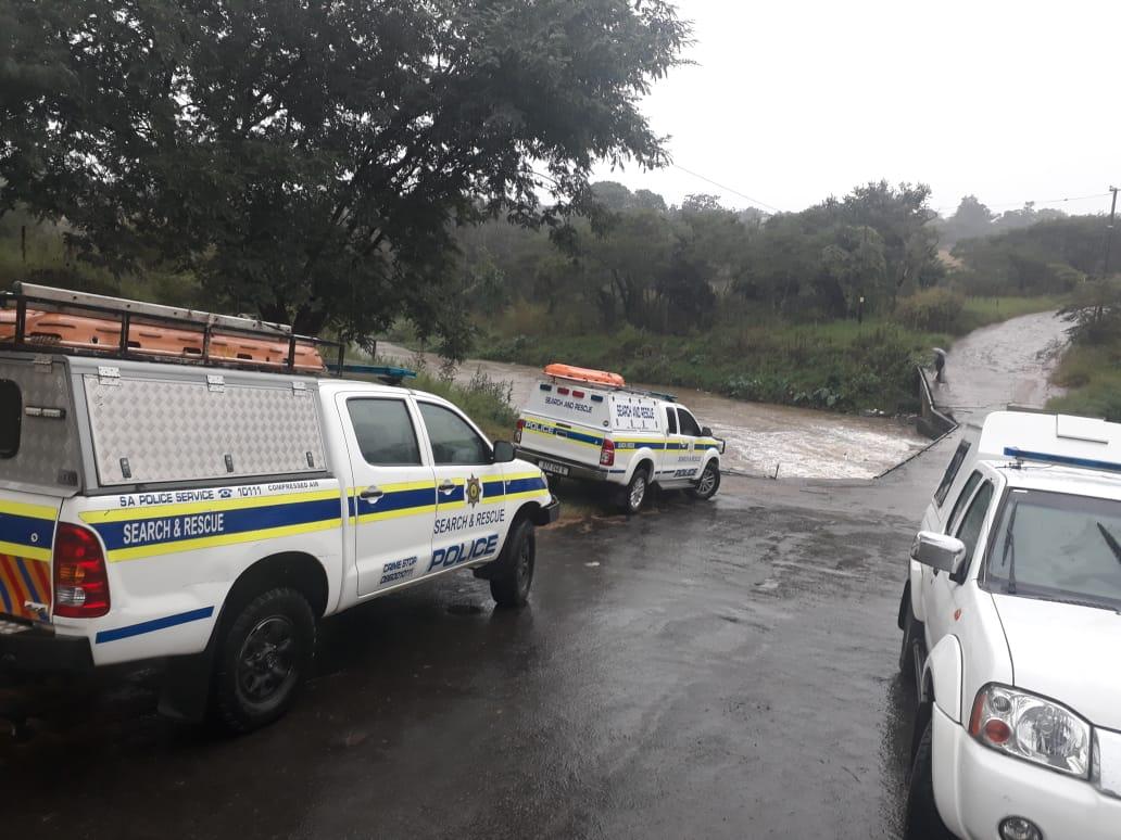 Body found in the Dusi River near Pietermaritzburg