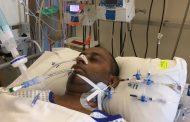 Hearing impaired man left brain dead after bar assault