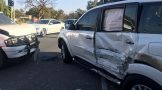 Collision in Randburg causes heavy traffic delays
