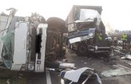 Several dead and multiple injured in N3 collision