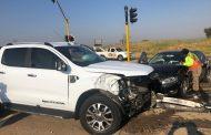 Midrand crash leaves multiple injured