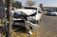 One person injured in Randburg collision