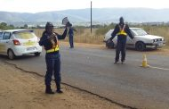 Over eight hundred suspects arrested during police