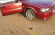 Tshwane Metro Police recovered a stolen vehicle in Pretoria North