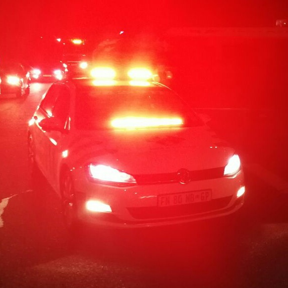 KwaZulu-Natal: Pedestrian struck down when leaving Tavern.