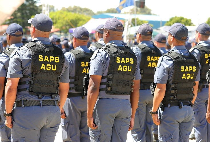 6 SAPS Anti-Gang Unit members shot in Cape Town