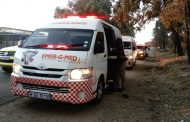 Minor injuries in collision in Centurion