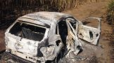 Hijacked vehicle found torched in Inanda, KZN