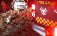 Two injured in rollover at Nelspruit
