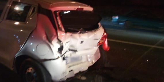 Gauteng: Three injured in Randburg crash   Accidents co za