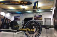 Goodyear offered tyres for every major aviation segment and highlighted its innovation at Paris Air Show