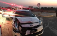 One injured in a collision on the N14